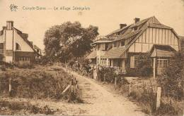 Koksijde, Coxyde-bains, Le Village Sénégalais. - Koksijde