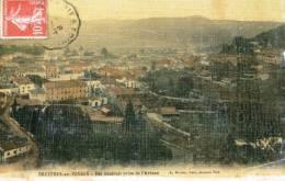 88 - CPA Bruyères-en-Vosges - Vue Générale Prise De L'Avison - Bruyeres