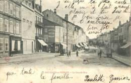 88 - CPA Bruyères-en-Vosges - La Grande-Rue - Bruyeres