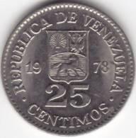 @Y@   VENEZUELA   25 Centimos  1978  UNC   (C502) - Venezuela