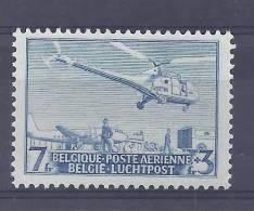 Belgie LP YT* 25 - Luftpost