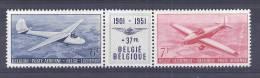 Belgie LP YT** 26-27 - Poste Aérienne