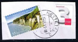 Bund 2012, Michel # 2964 + 2908 O   Auf Papier - BRD