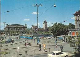 L853 - Zürich Central-Platz Mit Bahnhof - ZH Zurich
