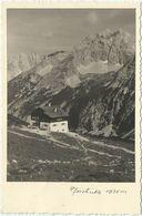 AK Pfeishütte Karwendel Tirol 1938 #01 - Österreich
