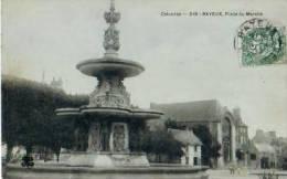 Bayeux   100        Place Du Marché  . - Bayeux