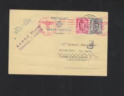 Postkaart 1944 OKW Geprüft - Belgien