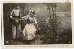 STEBBING. - LES ETAPES DU BAISER. V B C Série N° 3183 - Photographs