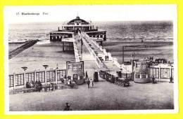 * Blankenberge - Blankenberghe (Kust) * Pier, digue, plage, pare brise, golfbrek