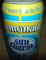 Lemonade Sun Charm,  0,33 L,  United Kingdom - Cannettes