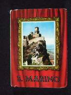 SAN MARINO / JOLI PETIT CARNET DE 16 VUES - Saint-Marin