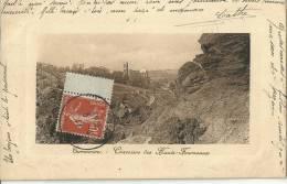 Terrenoire Crassiers Des Hauts Fourneaux 1911 - Andere Gemeenten