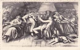 Roger De Boeck, Hekelgem - Oud Zandtapijt Hier Uitgevonden In 1873 - Affligem