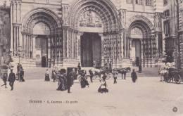 GENOVA - S. LORENZO LE PORTE VG1907 BELLA FOTO D'EPOCA ORIGINALE 100% - Genova (Genoa)