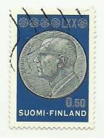 1970 - Finlandia 645 U. Kekkonen C2072^ - Persönlichkeiten