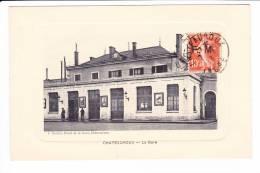 CHATEAUROUX  --  La Gare - Chateauroux