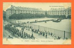 "Dpt  54  Nancy  ""  Caserne Thiry - Rentree Du Regiment  "" - Nancy"
