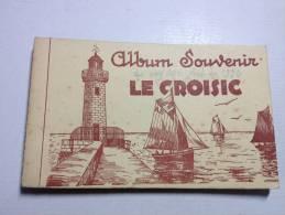 Carnet 19 CPA -LE CROISIC - Le Croisic