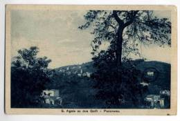 Sant´Agata Su Due Golfi: Panorama - Castellammare Di Stabia