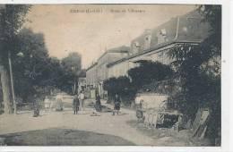47 // CLAIRAC   Route De Villeneuve   ANIMEE   Edit Louis Clouzie - France