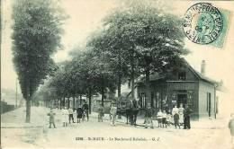 94 SAINT-MAUR Le Boulevard Rabelais - Saint Maur Des Fosses