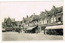Nieuwpoort, Nieuport, Groote Markt, Grand´Place (pk7927) - Nieuwpoort