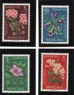 P -  Macao - Fiori - 1999-... Regione Amministrativa Speciale Della Cina
