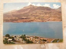 05 Hautes Alpes -Serre Poncon -Savines Le Lac - Club Nautique - Le Camping Municipal   D92723 - France
