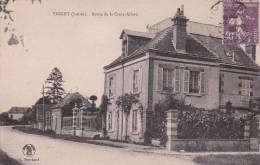 CPA 45  VRIGNY , Route De La CROIX-ALLARD.(1928) - Francia