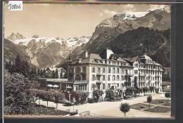 ENGELBERG - HOTEL TERMINUS - TB - OW Obwald