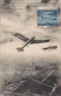 Nantes Aviation (14-21 Août 1910) - Vue Panoramique Du Champ D'aviation [899/N44] - Nantes