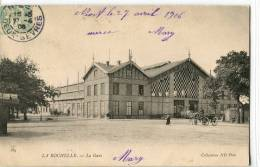 LA ROCHELLE  -  LA GARE - La Rochelle