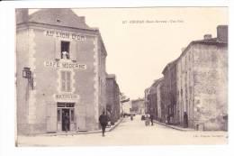 CERIZAY  --  Une Rue - Cerizay