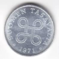 @Y@    Finland 1 Penni 1971        (C523) - Finland