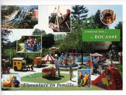 Bocasse Près De Clères - Parc D´attraction - Multivues  Toboggan Roulottes - Francia