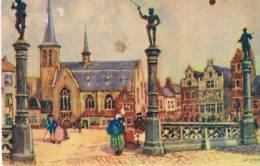 Bruxelles Exposition De Bruxelles 1935 / Timbre 1935 Expo Vert 35Cent - Exposiciones Universales