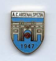A.C. Arsenalspezia La Spezia Calcio Insignes De Football Badges Insignias De FÚtbol Arsenal Spezia - Calcio