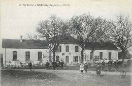 Jan13 630 : Saint-Pierre-de-Jars  -  Ecole - France