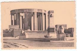 Nieuwpoort, Nieuport,  Koning Albertgedenkteken En Engels Gedenkteken  (pk7982) - Nieuwpoort