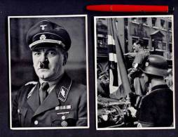Original 1936: 200 Photo-like III. Reich Photo Prints LARGE SIZE - ADOLF HITLER Pictures Of His Life - 1939-45