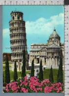 R8062 PISA TORRE PENDENTE E ABSIDE DEL DUOMO VG - Pisa