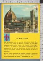 R8072 FIRENZE STORIA DELLA CATTEDRALE SANTA MARIA DEL FIORE INFORMAZIONI VG - Firenze