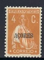 130100426  AZOR C.P.  YVERT   Nº  312/314  *  MH - Azores