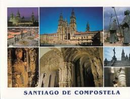 Pk Santiago De Compostela:2893:diversos Aspectos - Santiago De Compostela