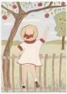 "ARTS  ILL 176   / PEINTURE   / C . MONTOYA     "" LE FRUIT DEFENDU ""  ED  DECOREVE  N° 368 CPM / CPSM  10X15  NEUVE - Otros Ilustradores"