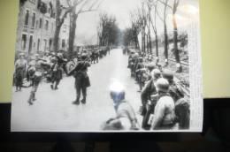 Photos Originale De Soldat Américains A Malmedy  Belgique - 1939-45