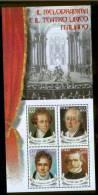 MELODRAMMA - Anno 2001 - Blocchi & Foglietti