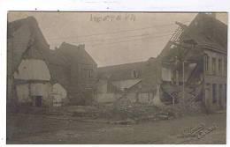Kortrijk - Photo Kaart  Oorlog 1914-1918 - Kortrijk