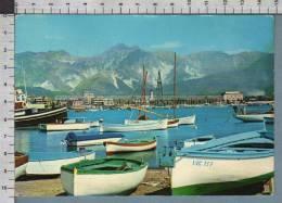 R8108 MARINA DI CARRARA IL PORTO VG BARCHE - Carrara