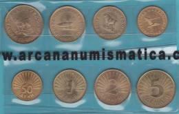 MACEDONIA   Tira/Set 4 Monedas   2.006    SC/UNC    T-DL-10.020 - Macedonia